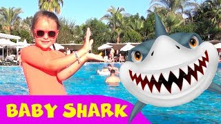 Baby Shark ! Sing and Dance !  Animal Songs