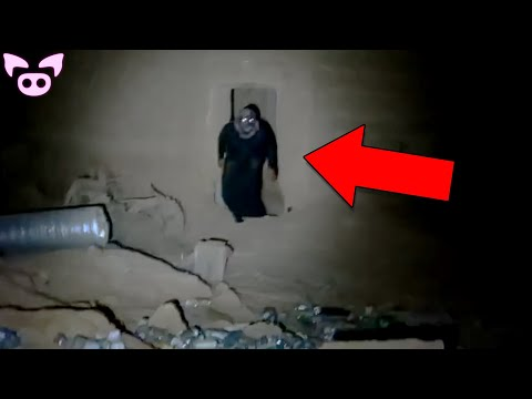 Creepy Things Caught on Camera That Defy Explanation