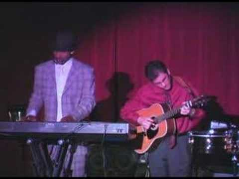 Brian ONeal - Live @ Arturos Jazz Theater