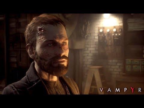 *Novo Jogo* -  Vampyr