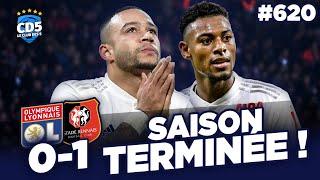 Lyon : Saison terminée pour Reine-Adélaïde et Depay - Débrief / Replay #620  - #CD5