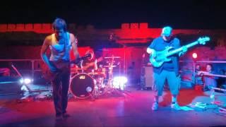 10/06/17 - Tres - live at Fortezza Vecchia Livorno (live streaming)