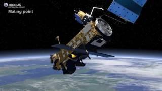 ESA&#39s active debris removal mission e.Deorbit