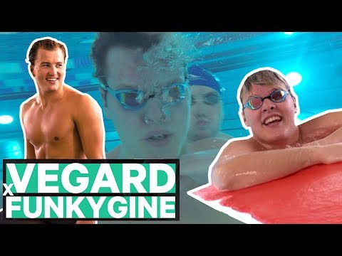Vegard X Funkygine #9: Svømmetrening med Grunde