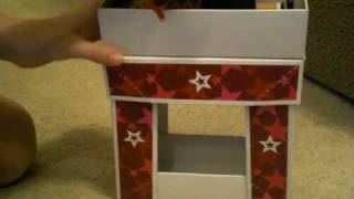 How To Make A Bunkbed For Your Mini American Girl Doll