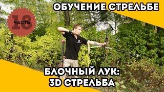 Блочный лук: 3D стрельба со склона — Обучение стрельбе с Интерлопер