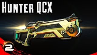Hunter QCX (Nanite Systems Crossbow) Review - PlanetSide 2 Guide