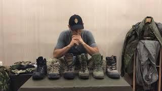Обувь. Часть первая: «специализация».