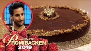 Sami Slimani backt seinen Schoko-Dattel-Kuchen 2/2 | Aufgabe | Das große Promibacken 2019 | SAT.1 TV