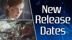 The Last Of Us 2 And Ghost Of Tsushima Get New Release Dates