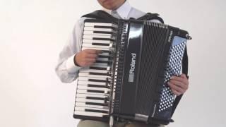 Roland FR-4x/FR-4xb V-harmonika