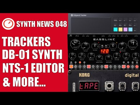 SYNTH NEWS 048: NerdSEQ Portable, Polyend Tracker, Erica Synths DB-01 & More