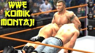 Komik Montaj WWE 2K | Efsane anlar ve komik buglar | Ümidi HD | Ps4