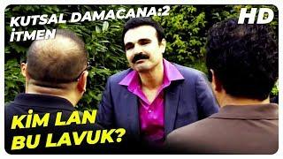 Ferhat Güzel Sahnesi  Kutsal Damacana 2 İtmen Şafak Sezer Türk Komedi Filmi