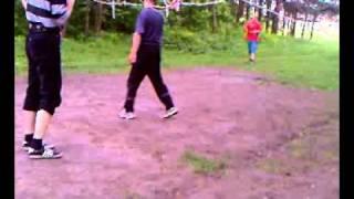 Мастер бесконтактного волейбола