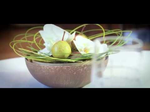 Poire pochée aux Épices douces