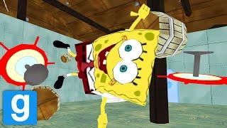 Spongebob Deathrun - Garry's Mod