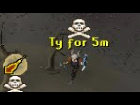 Give a player 5m then PK him [TYC 73]