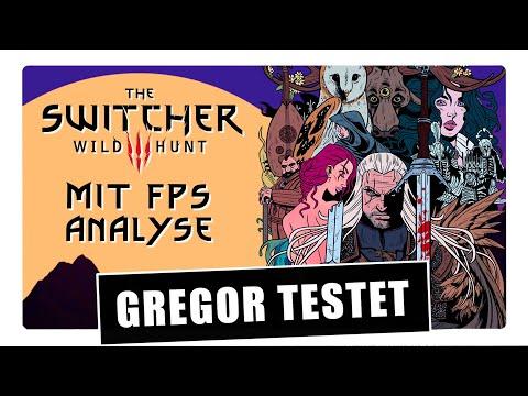 The Witcher 3 für Nintendo Switch inkl. FPS-Analyse im Test (Review)