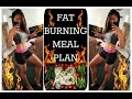 28 DAY FAT BURNING MEAL PLAN | DAY ONE (with calories and macros)