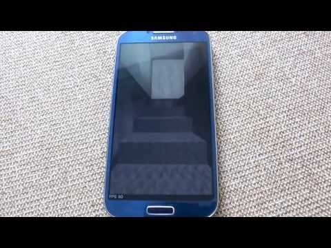 Samsung Galaxy S4 LTE-A E330S Unboxing and Benchmark