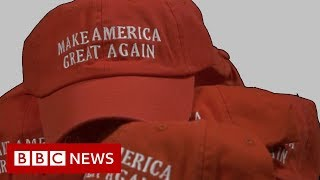 What does this hat mean to Americans?  BBC News