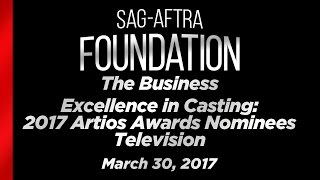 The Business: Excellence in Casting: 2017 Artios Awards Nominees - Television