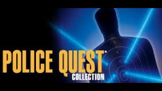 Police Quest Collection Playthrough: Police Quest 1 - In Pursuit of the Death Angel - Part 1