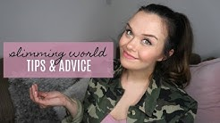 SLIMMING WORLD TIPS & ADVICE - LOSING WEIGHT WITH SLIMMING WORLD