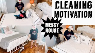 MONDAY MOTIVATION | CLEAN WITH ME | CLEANING MOTIVATION