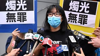 video: Watch organiser of Tiananmen Square released on bail: 'A completely absurd charge'