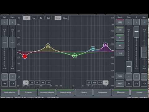 iOS Audio Mastering App Review