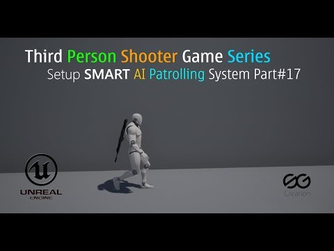 Download Ue4 Setup Smart Ai Patrolling System Part 17 MP3, MKV, MP4