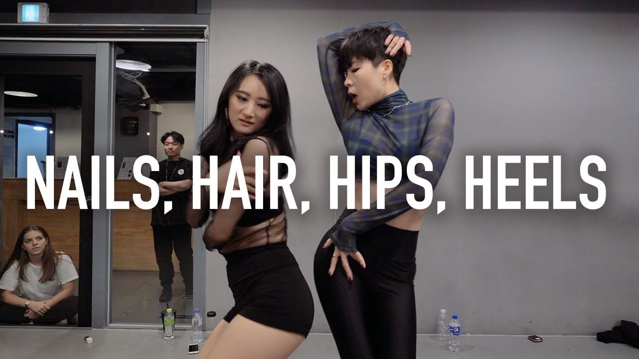 Todrick Hall - Nails, Hair, Hips, Heels Remix / Gangdrea x Hyojin Choi Choreography