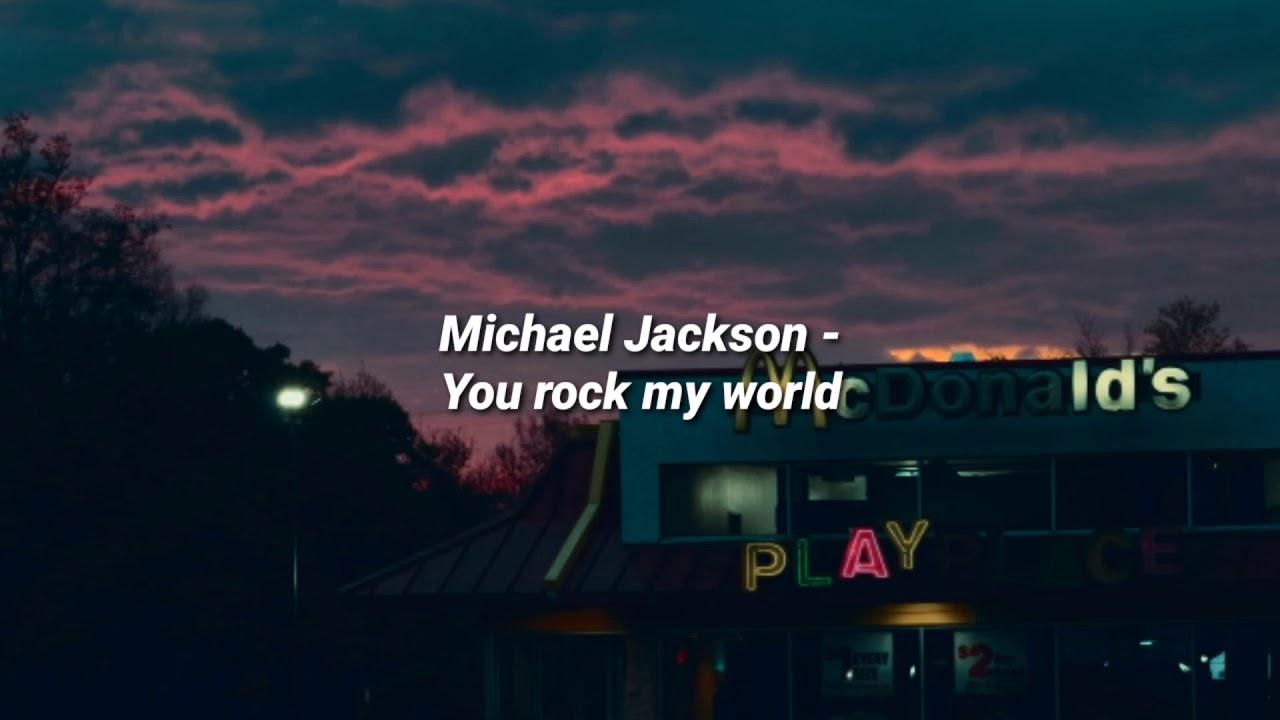 Download You rock my world - Michael Jackson (subtitulado al español)