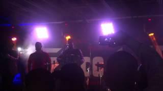 intro los alegres del barranco en vivo mexico de noche night club 2015 intro