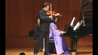 Bartok: Violin Sonata No.2 Sz.76 - I. Molto Moderato, Svetlin Roussev, Haruko Ueda