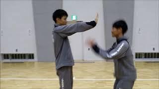 みちのくツアー 3日目 盛岡誠桜高校サッカー部