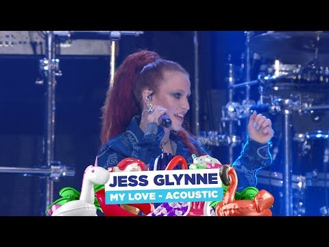 Jess Glynne - 'My Love (Acoustic)' (live at Capital's Summertime Ball 2018)