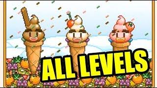 Bad Icecream All Levels