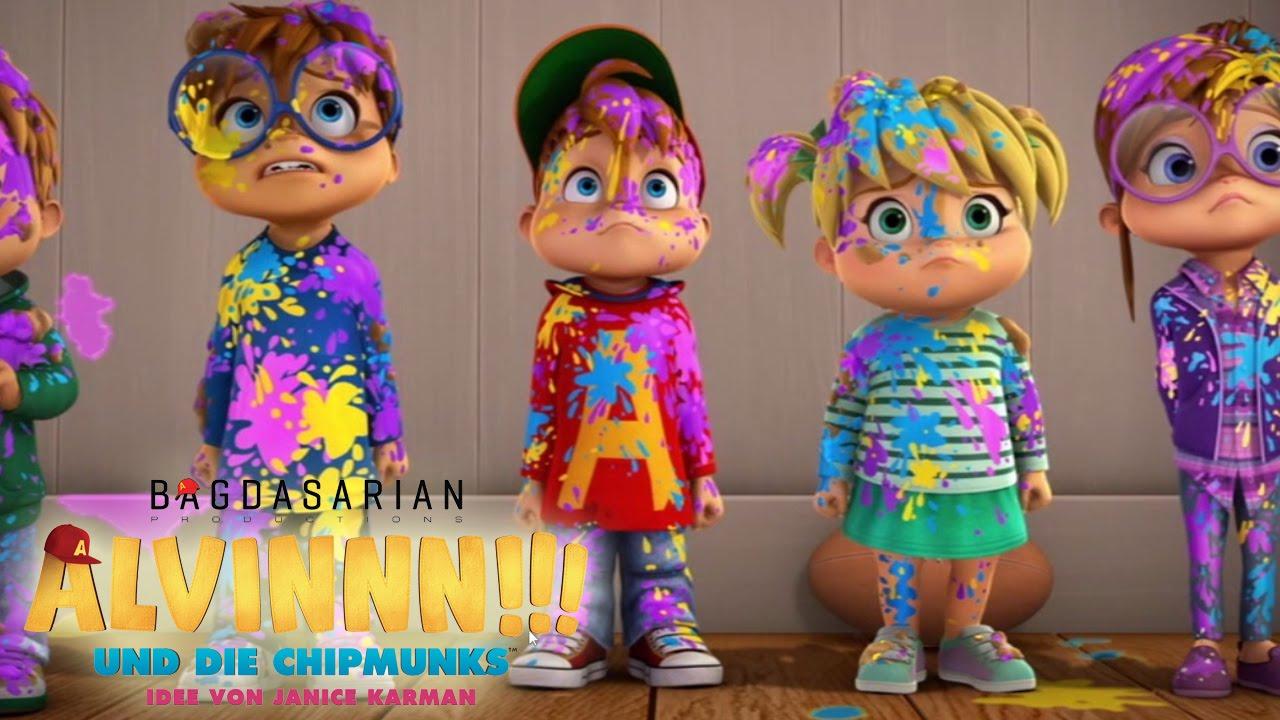 Alvinnn Und Die Chipmunks Stream
