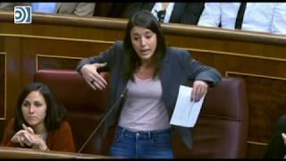 """Catalá recuerda a Irene Montero el """"azotar hasta que sangre..."""
