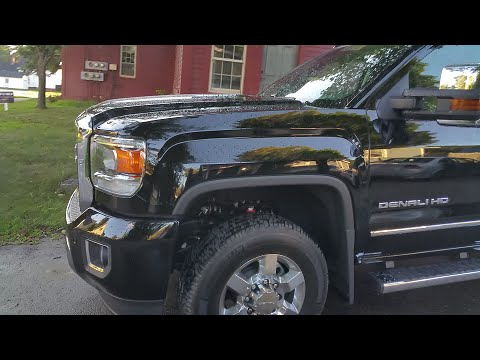 GMC Sierra Denali 3500 Diesel - Walkaround and Review
