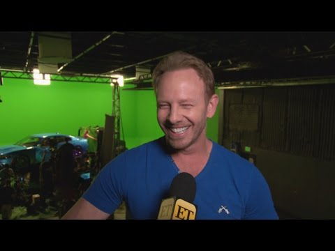 Ian Ziering on 'Sharknado 4': 'I Didn't Think That Even 'Sharknado 1' Would Make it on TV'
