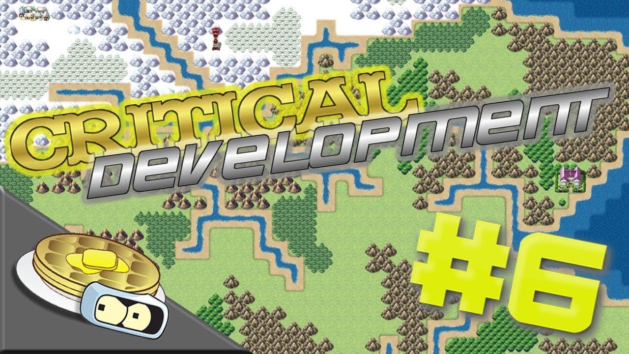 It's A WORLD MAP   I Guess    | Critical Development #6 (Game Development  TUTORIAL & DISCUSSION)