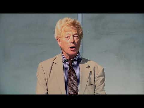 Roger Scruton - Author & Philosopher