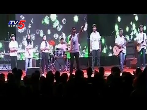 Euphoria 2k18 | Vasavi College of Engineering | TV5 News