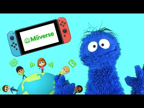 Why No Miiverse on Switch? (And What Does it Mean?)
