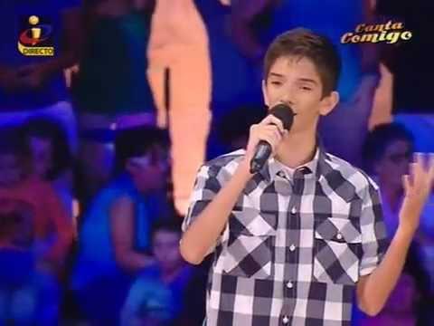 Canta Comigo  Diogo Sabino  Vagabundo por Amor  Elvas 2011