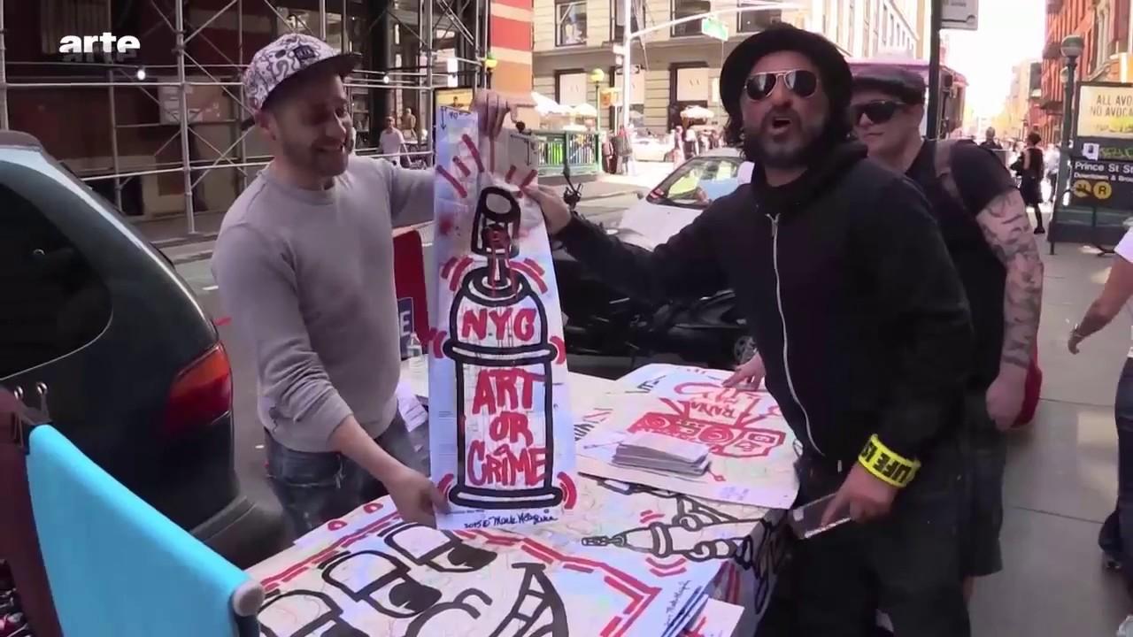 New York Brainwashed 6   ARTE Creative